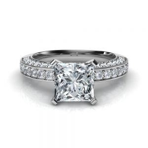 3-sided-pave-princess-cut-man-made-diamonds-engagement-ring-by-puregemsjewels