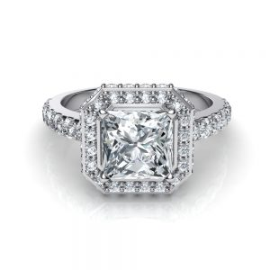 cathedral-design-princess-cut-halo-man-made-diamonds-engagement-ring-puregemsjewels