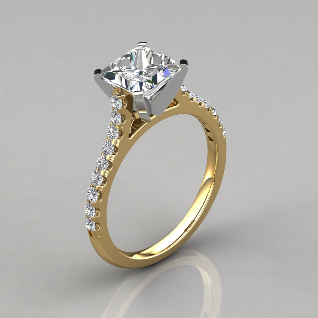Tall Cathedral Princess Cut Engagement Ring  Puregemsjewels. Fire Engagement Rings. Walmart Rings. Pansy Rings. Jeweled Rings. 19 Carat Engagement Rings. Dayana Engagement Rings. Hideous Engagement Rings. Shared Prong Wedding Rings