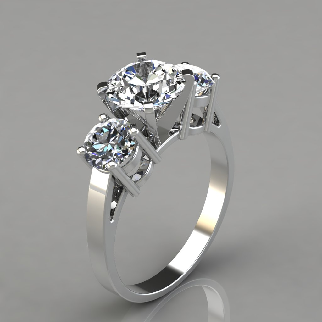 wow engagement modern lucerne designs to blog rings