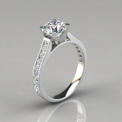 081w1-Man-Made-Diamonds-White-Solid-Gold-Channe-Set-Engagement-Ring-Pure-Gems-Jewels