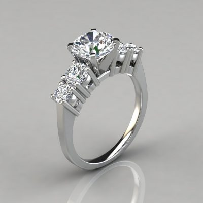 077w1-lab-diamond-engagement-ring-solid-white-gold-pure-gems-jewels