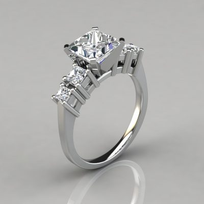 078w1-five-stone-princess-cut-white-gold-engagement-ring