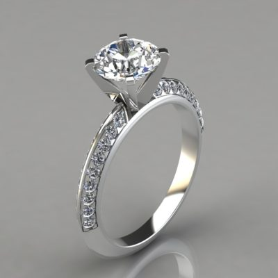 Man-Made-Diamonds-Two-Sided-Engagement-Ring-14k-White-Gold