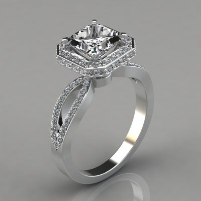 202w1-14k-split-shank-halo-style-engagement-ring-princess-cut-simulated-diamonds-with-accents