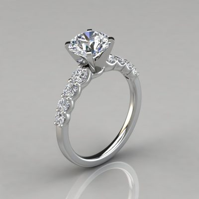 275w1-graduated-side-stone-white-gold-lab-diamond-engagement-ring-by-pure-gems-jewels