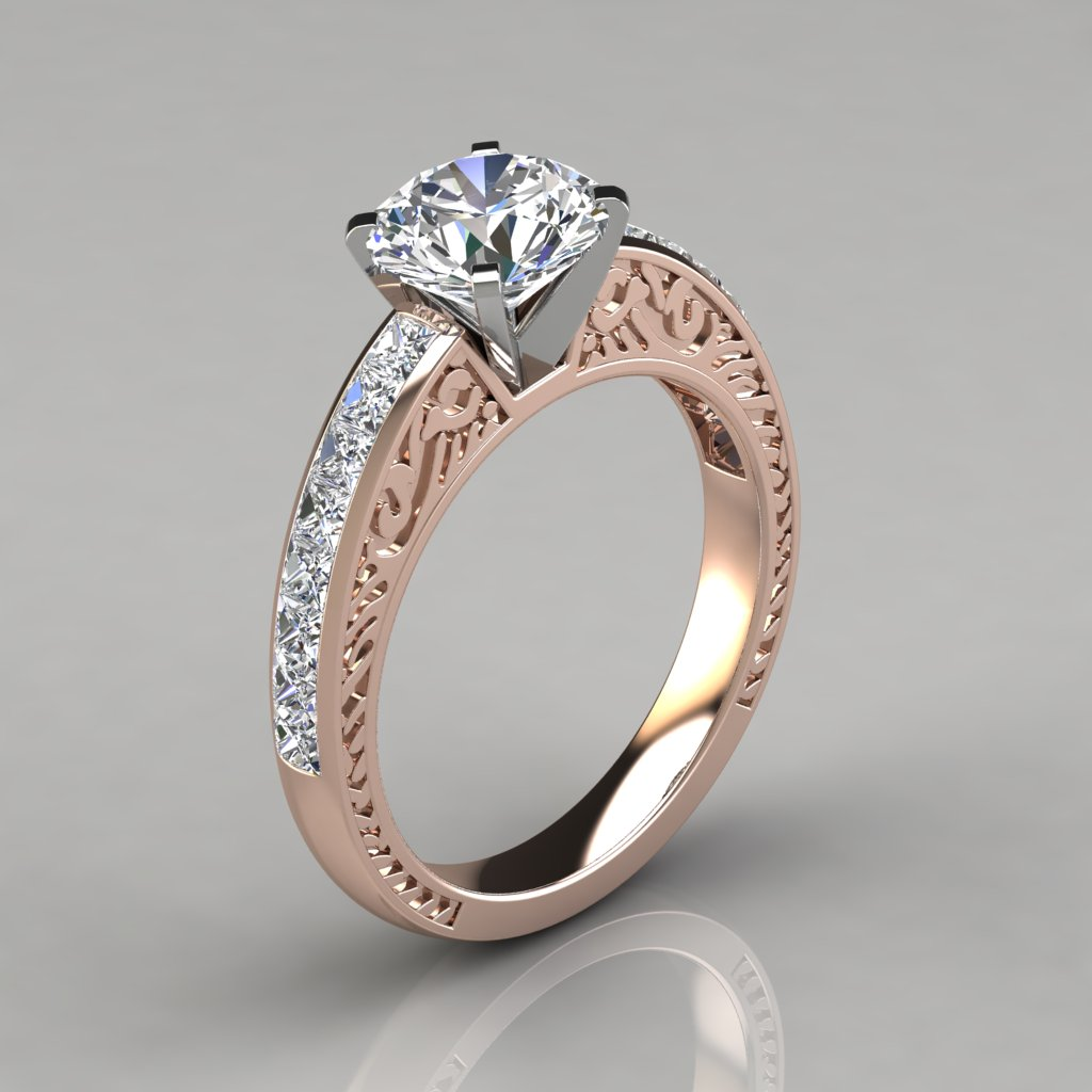 rings man show me elegant solitaire bands made eternity with an of wedding diamonds diamond your band