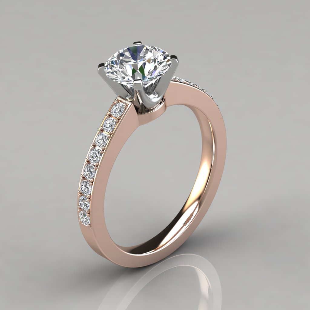 solitaire jewellery s certified berrys rings diamond from set berry engagement gia platinum image ring