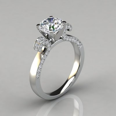 036w1-vintage-floral-design-round-cut-engagement-ring-man-made-diamonds-pure-gems-jewels-white-gold