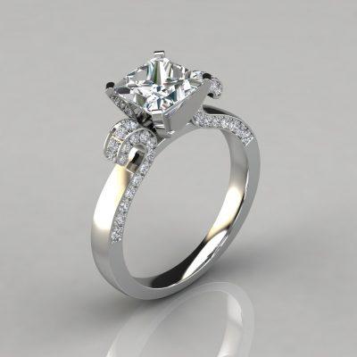 037w1-vintage-floral-design-princess-cut-engagement-ring-white-gold