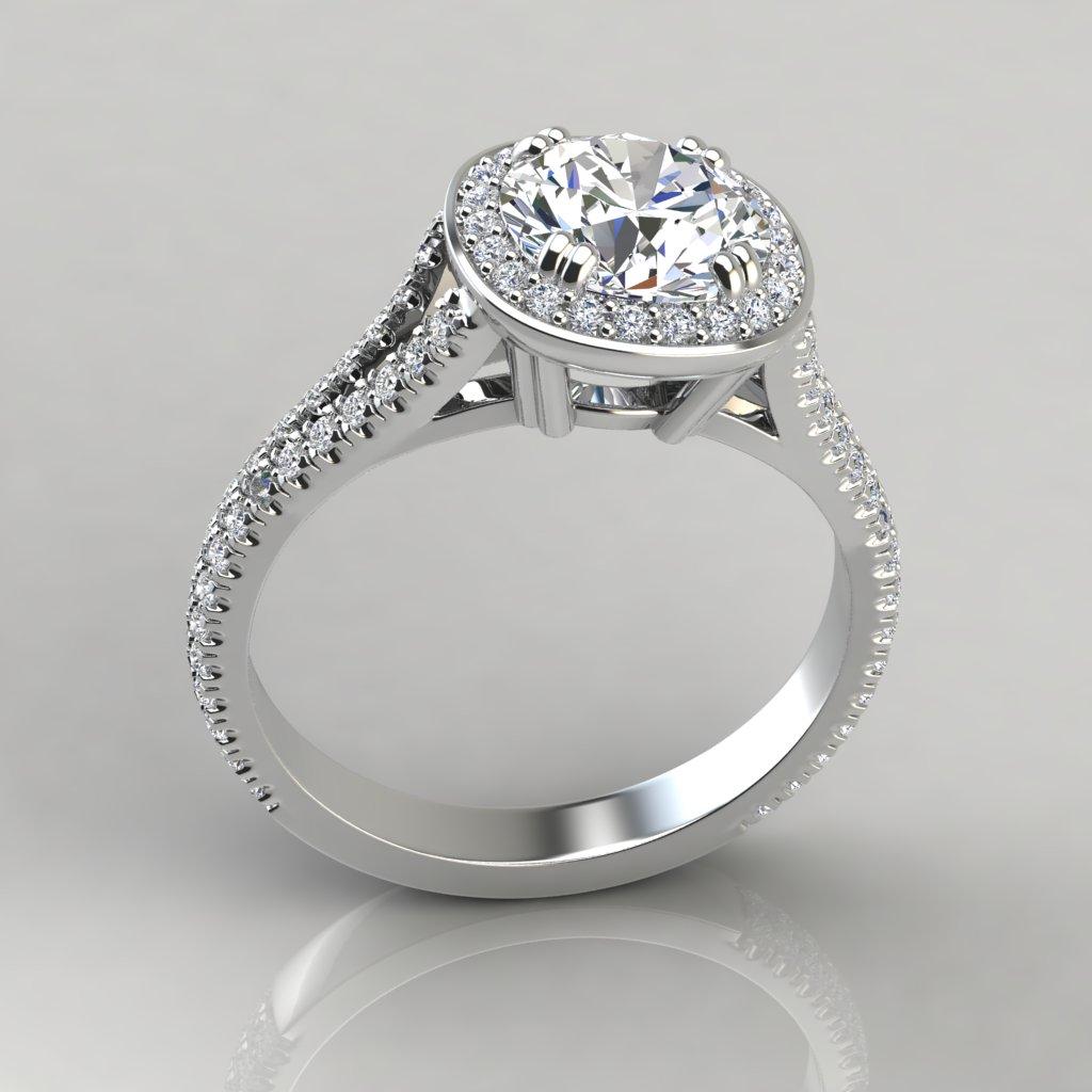 Split Shank Cushion Design Halo Engagement Ring. Everlasting Engagement Rings. Highschool Rings. Victorian Era Wedding Rings. Leaf Pattern Engagement Rings. Animal Rings. .75 Engagement Rings. New Rings. Rusted Wedding Rings