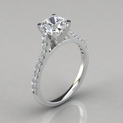 235w1-Cushion-Cut-Tall-Cathedral-Lab-Diamond-Engagement-Ring-White-Gold-Pure-Gems-Jewels