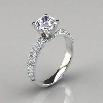 236w1-Micro-Pavé-Cushion-Cut-Lab-Diamond-Engagement-Ring-White-Gold-Pure-Gems-Jewels