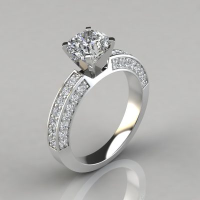 241w1-Three-Sided-Pavé-Cushion-Cut-Engagement-Ring-Pure-Gems-Jewels-White-Gold