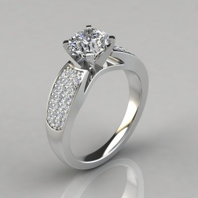 243w1-Wide-Band-Cushion-Cut-Lab-Diamond-Engagement-Ring-Pure-Gems-Jewels-White-Gold
