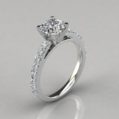 250w1-Shared-Prong-Cushion-Cut-Man-Made-Diamond-Engagement-Ring-Pure-Gems-Jewels-White-Gold