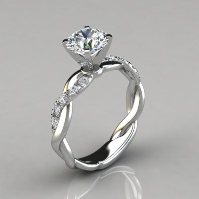 203w1-Twist-Round-Cut-White-Gold-Engagement-Ring-by-Pure-Gems-Jewels