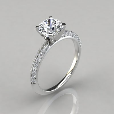 253w1-knife-edge-pave-cushion-cut-white-gold-engagement-ring-by-pure-gems-jewels