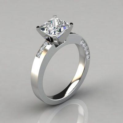 114w1-white-gold-asymmetric-pavé-princess-cut-engagement-ring